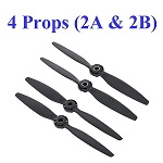 4 TYPHOON H PROPELLERS (2A/2B)