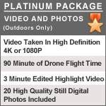 Platinum Outdoor Aerial Video Package
