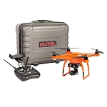 Autel Robotics X-Star Premium Drone with remote controller, 2 sets of propellers, 1 battery, and hard case