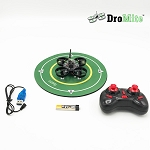 DroMite Clear RTF  Micro FPV Drone with Controller