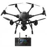 YUNEEC TYHPOON H RTF MULTICOPTER WITH ST16 GROUND STATION, CGO3+ CAMERA, 1 BATTERY