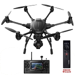 Yuneec Tyhpoon H RTF Multicopter with ST16 Ground Station, CGO3+ Camera,  1 Battery, FREE Wizard