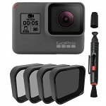 HERO5 BLACK FILTER ESSENTIAL ND 4-PACK