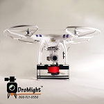 DroMight life line for the DJI Phantom