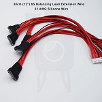 JST / JST-XH 6S Balance Wire For Lipo Batteries (5 Cables)