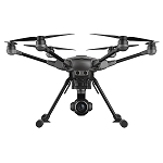 Yuneec Typhoon H Plus With Backpack, Intel RealSense, ST16S Controller, C23 Camera & 2 Batteries