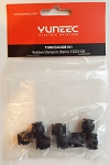 Yuneec Typhoon CGO2-GB Rubber Dampers (8pcs) for Q500, Q500+