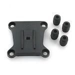 Yuneec Typhoon CGO3 Camera Mount with Rubber Dampers for Q5004K