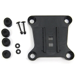 Yuneec Typhoon H CGO3+ Camera Mount Top Plate With Bushings and Anti-Drop Pins