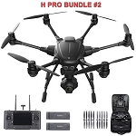 Yuneec Typhoon H PRO Bundle #2 RTF in Backpack,ST16,CGO3+,2 Batteries (US)