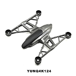 Yuneec Typhoon Q500 4K Airframe and Body Set