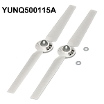 Yuneec Typhoon Propeller Set A for Q500 and Q500+ (CW, 2-Pack)  - White
