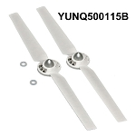 Yuneec Typhoon Propeller Set B for Q500 and Q500+ (CCW, 2-Pack)  - White