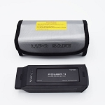Yuneec Typhoon H 5400mAh 4S/14.8V Lithium Polymer Battery In Firesafe LIPO Bag (USA)