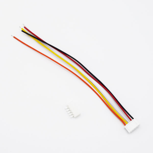 Terrific Jst Jst Xh 4S Balance Wire Extension Cable For Lipo Batteries Wiring 101 Akebretraxxcnl