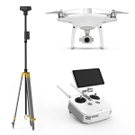 DJI Phantom 4 RTK & D-RTK 2 Mobile Station Combo