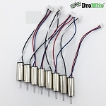8pcs of 19000Kv DroMite Motors (Speed: Insane)