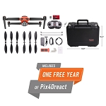 Autel EVO II Pro 6K Rugged Bundle (With 1 FREE year of Pix4Dreact)
