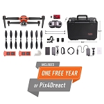 Autel EVO II Dual Thermal Imaging Bundle (With 1 FREE year of Pix4Dreact)