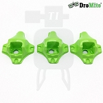 Set of 3 Green DroMite Camera Mount Canopies