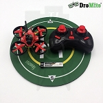 DroMite Red RTF Micro FPV Drone with Controller