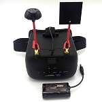 Eachine VR D2 5.8GHz FPV Goggles with 5 inch Display