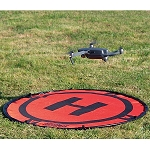 Hoodman 3 Ft. Weighted Drone Launch Pad