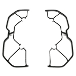 Propeller Guard Set For Yuneec Mantis Q