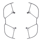 Propeller Guards For Mavic 2 Series