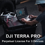DJI Terra Pro (Perpetual License For 3 Devices)