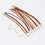 JST / JST-XH 4S Balance Wire Extension Cable Set For Lipo Batteries