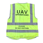 XL UAV Operations Safety Vest