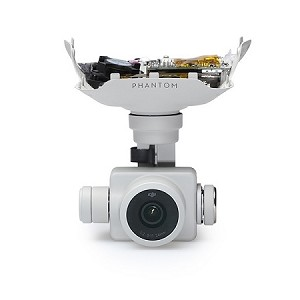 DJI Phantom 4 Pro Gimbal and Camera
